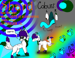 REF OF SHEETS SHARD by Shardx3