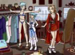 Lynette's Shop of Magical Threads and More by SozokuReed
