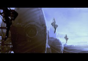 Distant future by randis