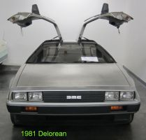 81 Delorean by zypherion