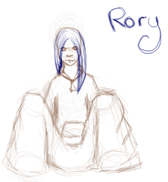 Rory - sketch by anzafiretail