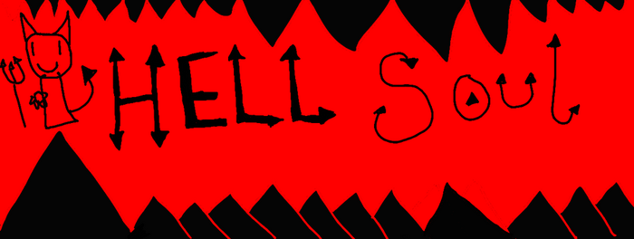 hell and soul by DAkate1993