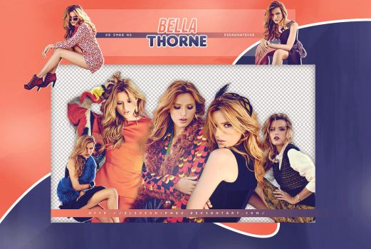 PACK PNG 29 // BELLA THORNE by ELISION-PNGS
