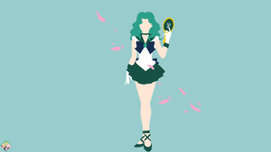 Sailor Neptune (Pretty Soldier Sailor Moon) by SelflessDevotions