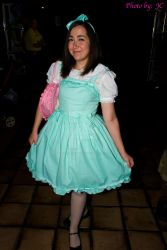 Anime Vegas 2010 Lovely Lolita by MyCosPlayPhotos