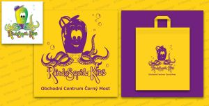 Rindosquid Kids shopping bags by R1Design