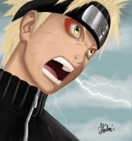 Naruto Sage by AndreCnJ