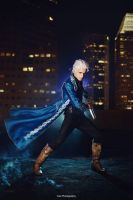 DmC 3 - Vergil by vaxzone