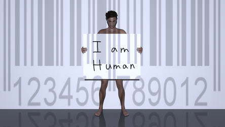 I am Human by 010CK010
