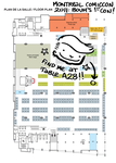 Boum at the Montreal Comiccon by boum