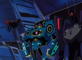 Soundwave, playback Laserbeak spybeams by du365