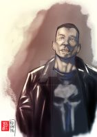 Punisher by FrancescoCammardella