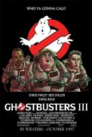 Ghostbusters III (1997) by gaudog