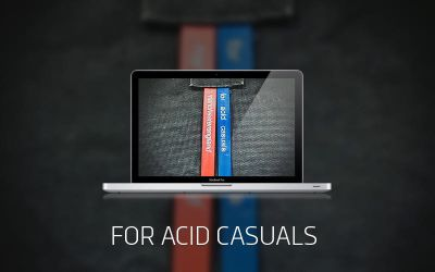 FOR ACID CASUALS by Clubberry