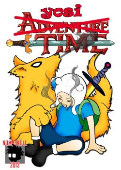 Adventure Time / Yosi Time by annoyingIPIS