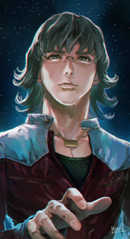Starry Buddy(side Barnaby) by narcissusid