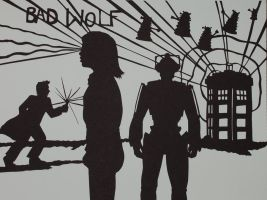 Doctor Who - Bad Wolf by Gateship