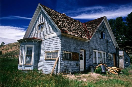 This old house by LutherBash