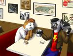 The Coffeehouse by SonOfNothing