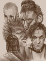 Rammstein by UmbraNoctis