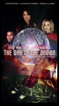Star Trek Into The Wilderness: Day of the Demon by jonbromle1
