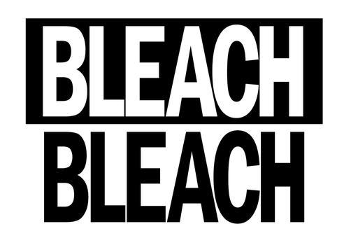 Bleach Opening 01 Logo by Narx221