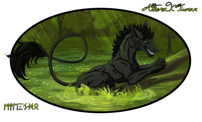 Hades storyline swamp 3 by Athena-Tivnan