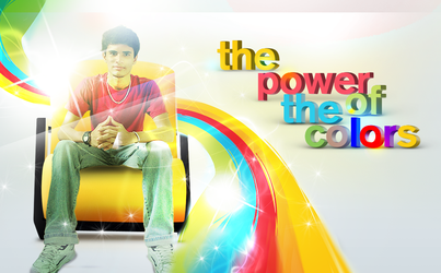 The Power of the colors by AndreyverLima