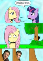 Actual Cannibal Fluttershia Labeouf by Sonikku001