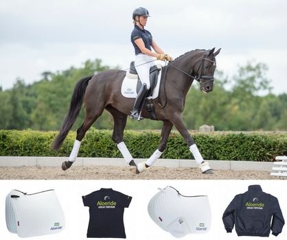 Aloeride Apparel for People and Horses by aloeridealovera
