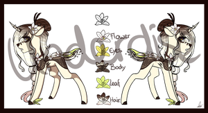 Vanilla Themed Fawndrop Auction! [Closed] +REF by Underdise