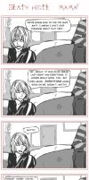 159 : Death Note : MxMxF by witegots