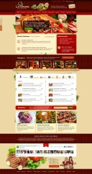 Restaurant and Hotel Template for SHEAN web agency by romankac