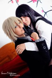 .:Inu x Boku SS - The Lady and her Fox:. by Manon-Blutsanguen