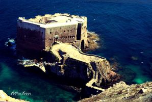 Fort de S. Joao Baptista by phferreira