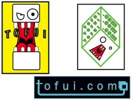 Tofui Logo by dippydude