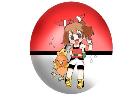 May/pokemon ruby fondo prueva 1 by Drawmanex