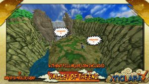 Naruto Stage - Valley of the End (Custom) by MVegeta