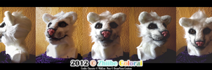WildLion Fursuit Head by Zhiibe