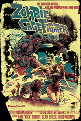 ZOMBIE CAGE FIGHTER: THE MOVIE by pop-monkey