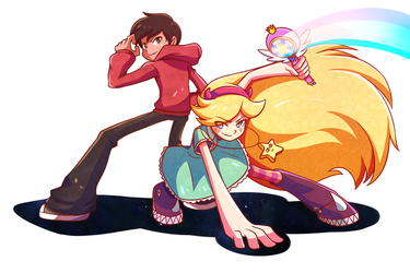 Star Vs. The Forces of Evil by Mgx0
