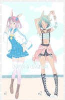 Sea Girls [ AUCTION | CLOSED ] by chamoe