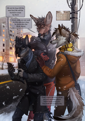 winter day by Orphen-Sirius