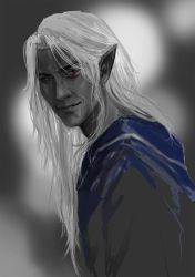 Fenrir- Feyward Floh'l Olath by Lilith-the-5th