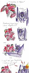 TFP-Soundwave you have no choice by Evaison