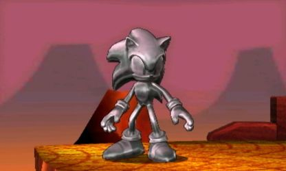 Super Smash Brothers 3DS Picture 61: METAL Sonic?! by quincyjazimar13