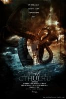The Call of Cthulhu-Poster by Gato-Chico