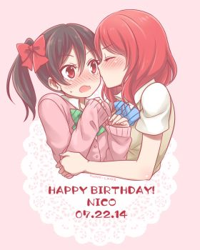 Love Live - HBD Nico 2014 by MONO-Land