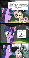 Fluttershy's Confession by Blood-Asp0123