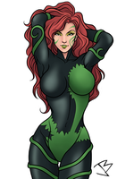 Poison Ivy by THE-GREAT-ULTRON